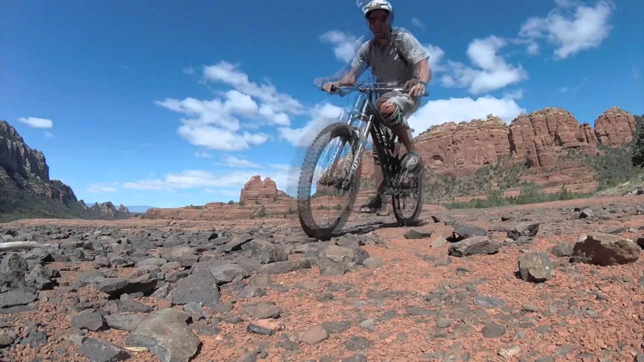 Sedona Mountain Biking Camping Trip Youtube