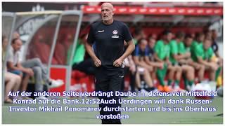 Liveticker TSV 1860 München - KFC Uerdingen 05 (3. Liga 2018/2019, 4. Spieltag)