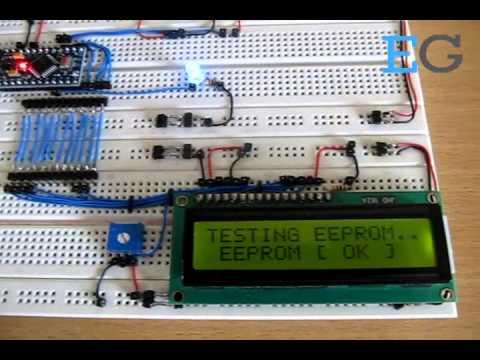 EEPROM advanced usage on Arduino Uno - Michael