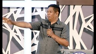 Pressing Towards The Goal | Ptr. Stanley Flores