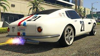 NUEVO TURBO COCHE! GT500!! - GTA V ONLINE - GTA 5 ONLINE