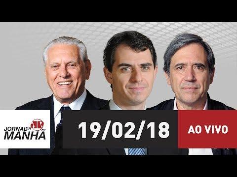 Jornal da Manhã  -  19/02/18