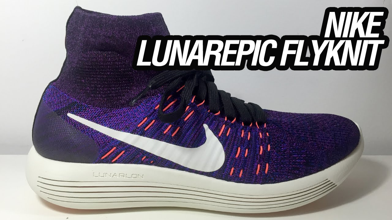 Nike LunarEpic Flyknit (Unboxing) - YouTube d2e17840872d1