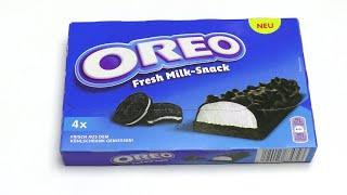 *new Product* OREO fresh Milk Snack