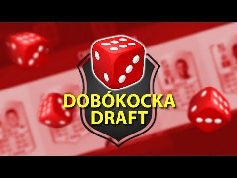 A DOBÓKOCKA DRAFT   FIFA 18 DRAFT CHALLENGE #4