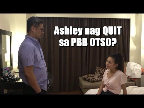 PBB OTSO Hotel Arrest: Ashley