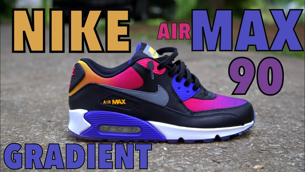 nike air max 90 sd gradient descent