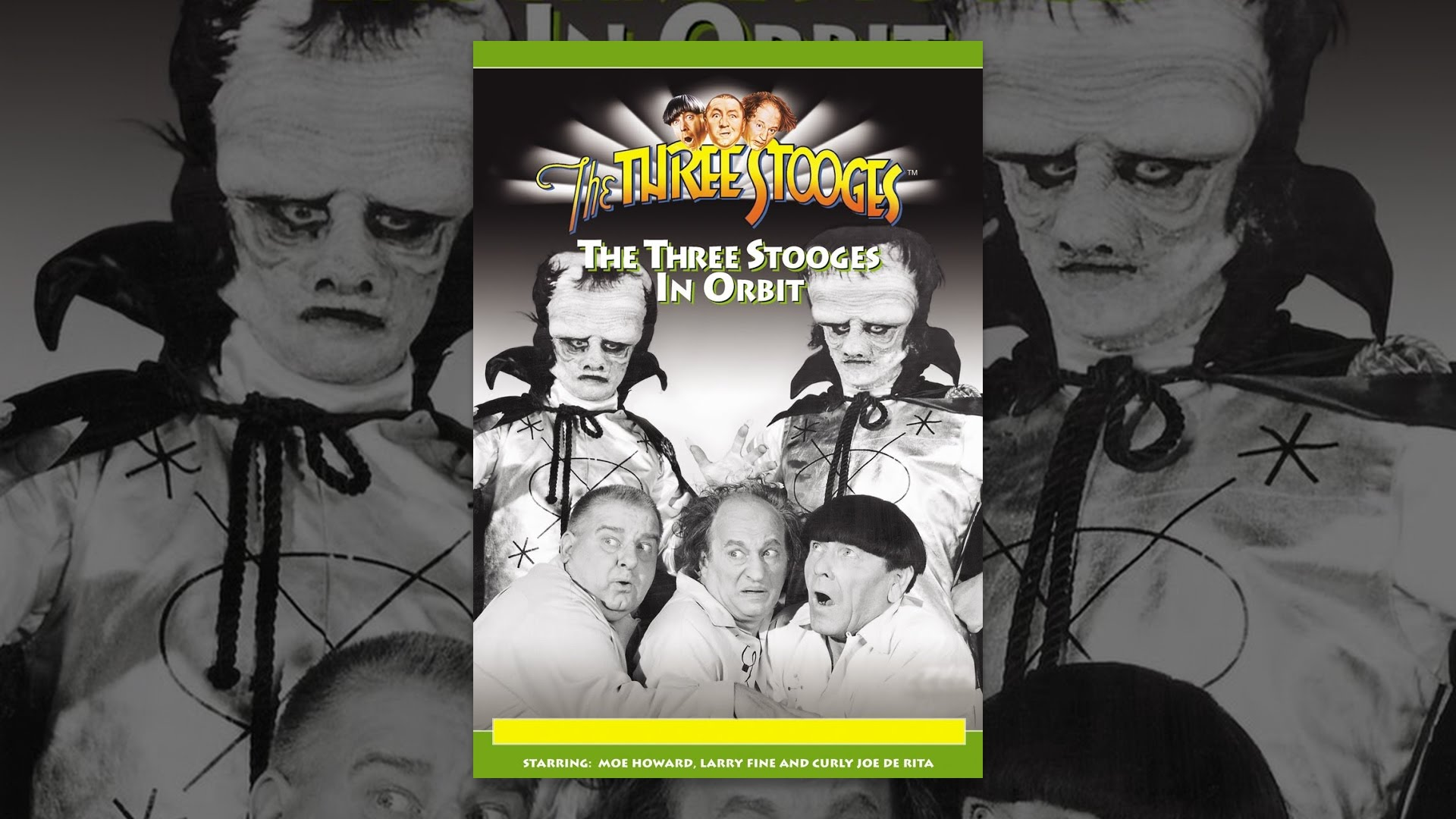 the three stooges in orbit youtube