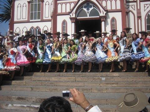 40 Campeonato Nacional de cueca 2008 Completo Arica-Chile | @Pablofurius