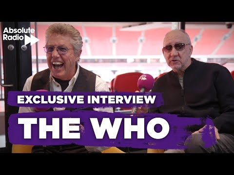 Kenny Young - The Who Reveal Details On Their New Album +Tour