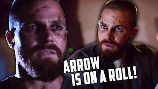 The Demon Revealed! Arrow is on a Roll! Arrow 7x05 Review -