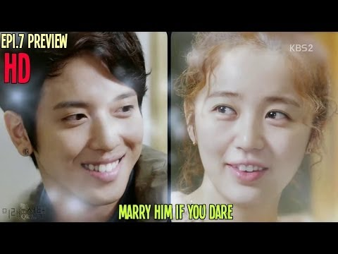 Marry him if you dare ending
