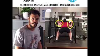 Squat Analysis: Adam