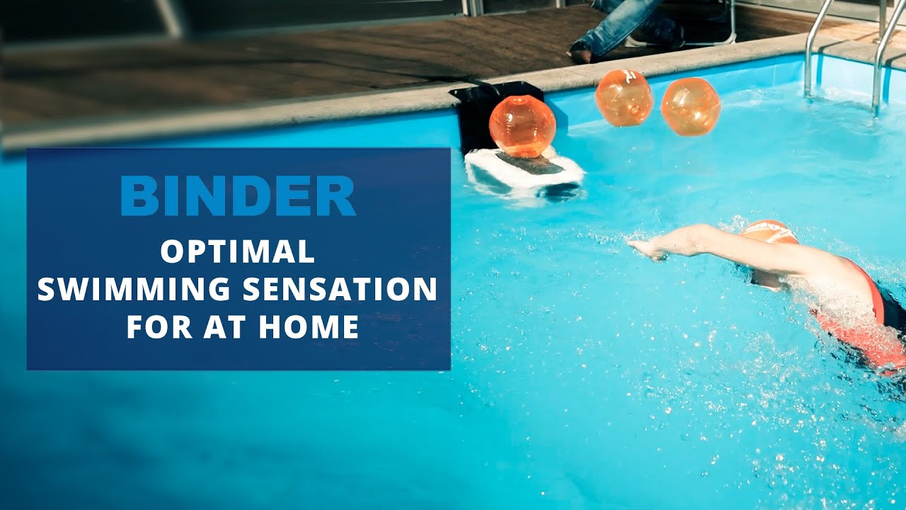 The Optimal Swimming Sensation For At Home Youtube