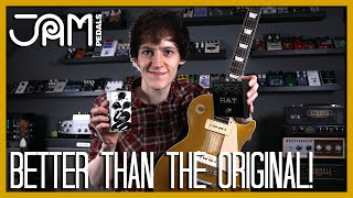 The ONLY 'RAT STYLE PEDAL' YOU'LL EVER NEED?! Rattler - Jam Pedals Demo