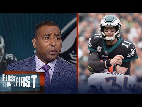 Philadelphia Eagles are 8-1, but are they the best team in the NFC?   FIRST THINGS FIRST