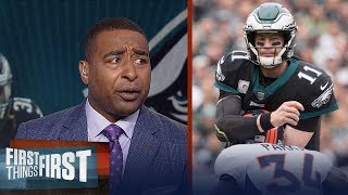 Philadelphia Eagles are 8-1, but are they the best team in the NFC? | FIRST THINGS FIRST