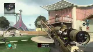 Black Ops 2 Why is the Connection So Bad On Xbox One FFA (THANKS FOR 100 SUBS)