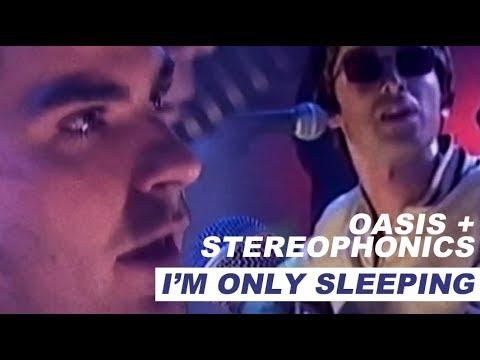 Oasis + Stereophonics - I'm Only Sleeping - Legendado • [Beatles Cover]