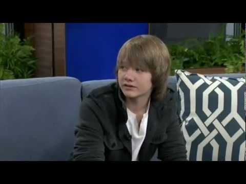 Canadian actor Dakota Goyo talks role in 'Rise of Guardians'