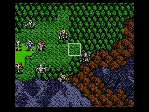 Let's Play Shining Force 1, Part 41- Dragonia or b...