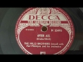 The Mills Brothers After All 78 Rpm Decca M33495 mp3