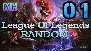 LOL Random Moment 01: Battle Survival, Poor Rengar, Janna Ultimate, Lee Sin Flash