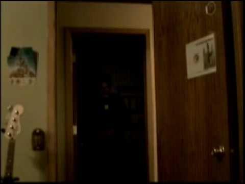 Kid hits head on door frame