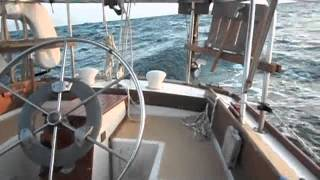Sailing Single Handed North Carolina to NYC
