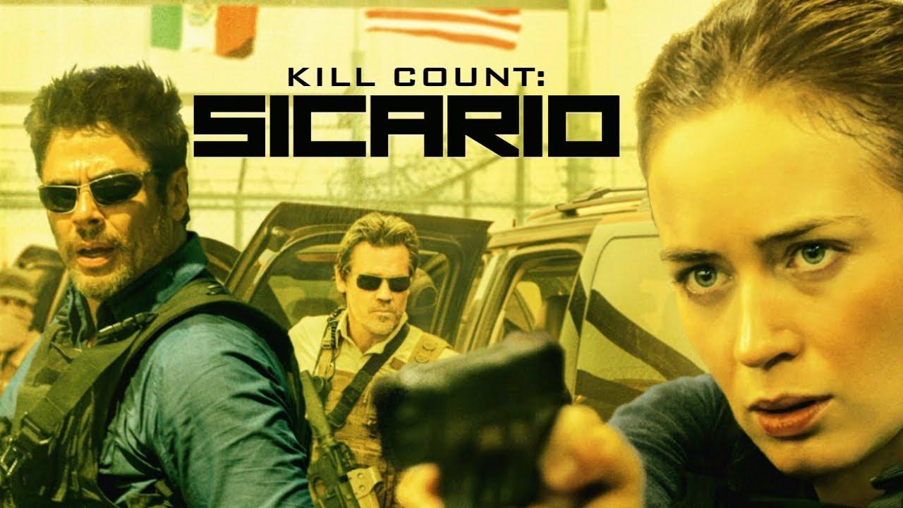 Download Sicario (2015) Kill Count