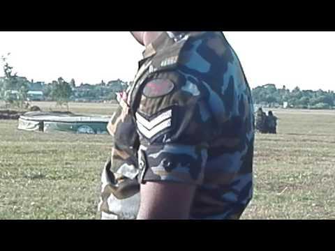 Sri Lankan Airforce Hidden Attack