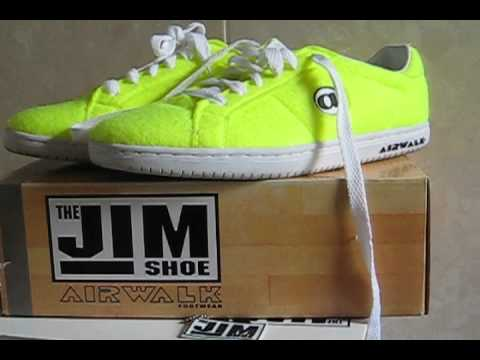 new concept b4e2a 44555 Airwalk Jim Shoe Re-Release 2014 - Skateboarding Magazine