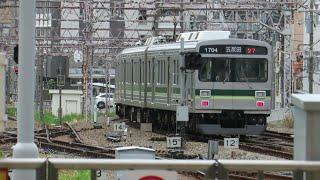 東急電鉄 蒲田駅にて 多摩川線 池上線 2019 05