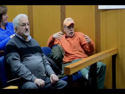 Friends of the Quequechan River Rail Trail Meeting Jan 31 2017