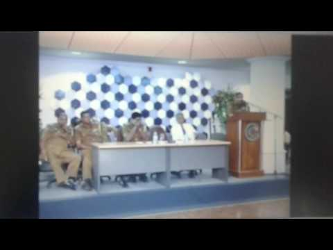 Surath Chamara Widanapathirana - A Farewell Speech - Police Office, Colombo, Sri Lanka.( Part 5 )