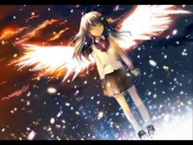 Angle Beats天使的心跳 片尾曲 (一番的寶物)