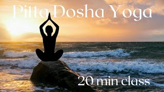 Pitta Dosha Yoga