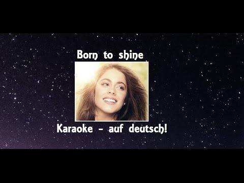 #TINI-Special Teil 1: Born To Shine | TINI | Karaoke -auf deutsch!
