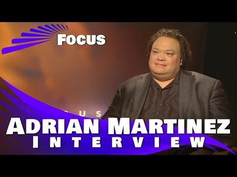 Adrian Martinez Interview  Focus - 2015