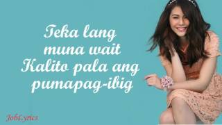Video Pumapag ibig (Lyrics) - Janella Salvador download MP3, 3GP, MP4, WEBM, AVI, FLV November 2017