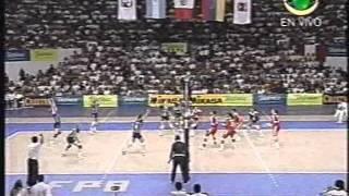 PERU VS ARGENTINA CLASIFICACION A SIDNEY 2000