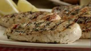 How to Make Grilled Marinated Chicken Breasts