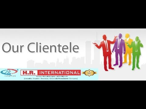 Photo SlideShow Of Our Clientele | H.R. International | Overseas Manpower Recruitment Agency