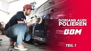 Dorians A6 wird Poliert | Herrenfahrt Fahrzeugpflege by BBM