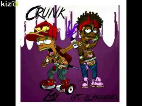 Zay Ft. Lil Honcho - Crunk (Audio)