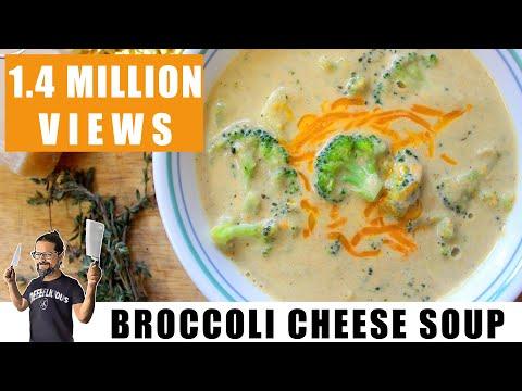 Keto Broccoli Cheese Soup | Keto Recipes | Headbanger's Kitchen