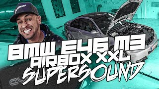 JP Performance - Die Airbox mit SUPERSOUND | BMW M3 E46