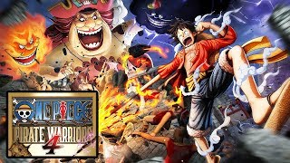 ONE PIECE: Pirate Warriors 4 - Announce Trailer @ 1080p ᴴᴰ ✔