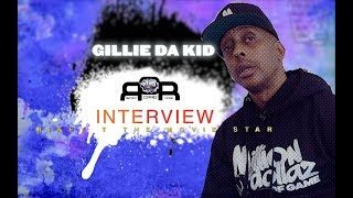 "Gambar cover Gillie Da Kid On Tr3way Shotti Cooperating With The Feds ""I'm Not A District Attorney Mikey T"""