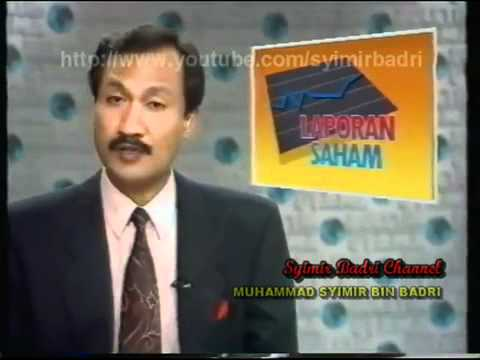 BULETIN UTAMA 1991